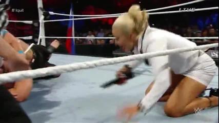 Rusev напсува Jonh Cena! - Wwe Payback 2015