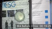 Тестване издръжливостта на няколко вида бронирани стъкла