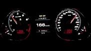 Един луд с Audi Rs6 Mtm