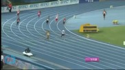 Bolt Wins 200m on European Return