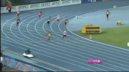 Bolt Wins 200m on European Return