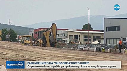 Борисов: Работата по големите инфраструктурни обекти не е спирала