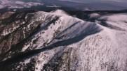 СНЕЖНА КРАСОТА: Уникални кадри показват Мусала отвисоко