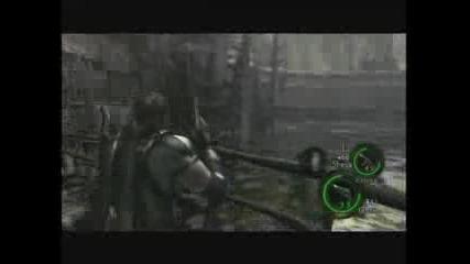Resident Evil 5 Walkthrough Part 19 - Execution Ground