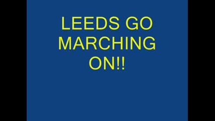 Glory Glory Leeds United