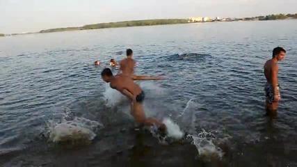 Как се забавляват руснаците