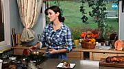 Свинско руло с ябълки и орехи - Бон Апети (17.11.2017)