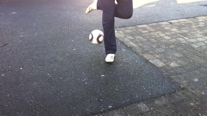 Freestyle Football (tutorial)