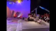 Doris Dragovic-malo mi za sricu triba (live, Studio10, 2006)