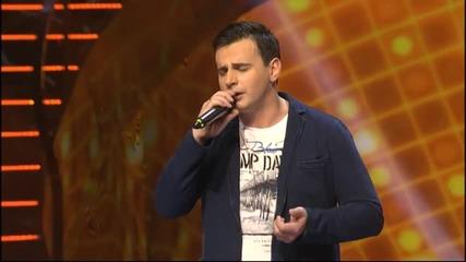 Petar Nisic, Haris Bogucanin i Nenad Kostov - Splet - (live) - ZG 3 krug 14 15 - 28.03.15. EM 28