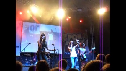 G rock-we're not gonna take it (twisted sister cover) Rock Razlog 2011