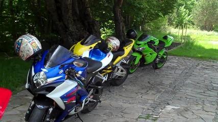 4 bike ride