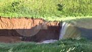 Опасност от преливане на язовир във Врачанско