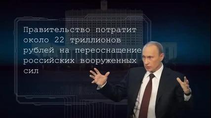 Със какво Русия изплаши Сащ и Нато?
