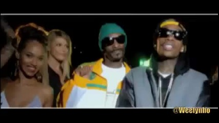 Wiz Khalifa ft. Snoop Dogg - Young, Wild Free (официално Видео) ...