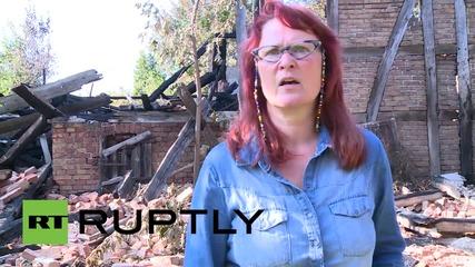 Germany: 'Anti-Nazi' couple suffer suspected arson attack