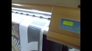 Широкоформатен плотер солвент Infinity 720 dpi