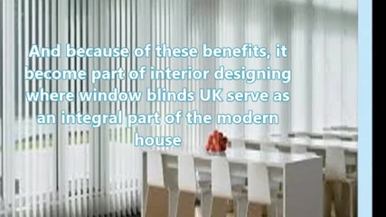 Window Blinds Uk Guide Blind Types Considerations and Features to Ponder