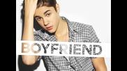 Justin Bieber - Boyfriend ( Аudio )