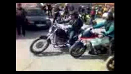 Откриване Мото Сезон Варна 2007