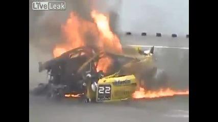 Моторните спортове са опасни