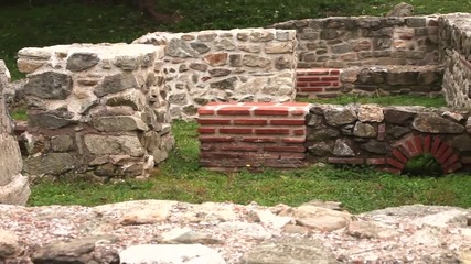 Римски сгради - Хисаря, България, трейлър