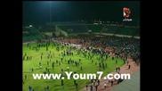 Драма в Египет след футболен мач!