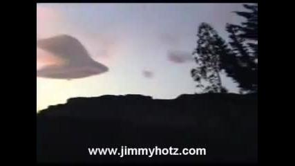 Много странен феномен в небето