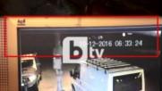 Кадри от взрива в Хитрино