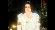 Michael Jacksons Christmas Message for all of us - his great big familly