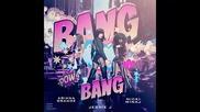 *2015* Jessie J, Ariana Grande & Nicki Minaj - Bang Bang ( Caked Up & Meaux Green trap remix )