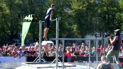 Street Fitness - Световно състезание