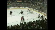 Unbelievable Hockey Fight