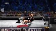 Wwe 12 - Shawn Michaels vs. Triple H - Iron Man Match at Wrestlemania!