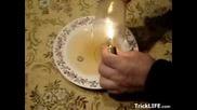 Много готин трик с вода
