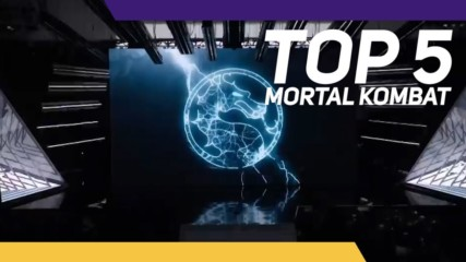 New release means new top 5, this week it's Mortal Kombat