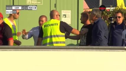 Бурно недоволство в Локо Сф заради отменения гол