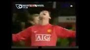 Cristiano Ronaldo And Rooney