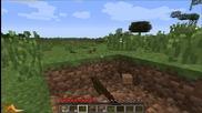 Оцеляване част 1 - Chicabrat Minecraft Gameplay Videos Епизод 1