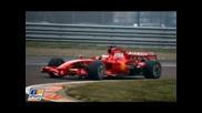 K.Raikkonen & F.Мassa - Ferrari F2008