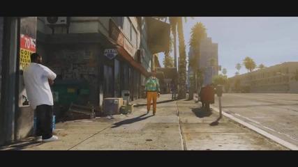 Trailer на Gta V