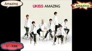 Eng subs U kiss - Amazing