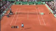 Roland Garros 2009 : Полуфинали