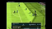 qk gol s Anelka na Fifa10 eto taka se pravi :d :d