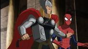 Ultimate Spider-man - 1x09 - Field Trip