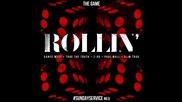 The Game - Rollin' feat. Kanye West, Trae Tha Truth, Paul Wall & Slim Thug - Rollin' ( A U D I O )