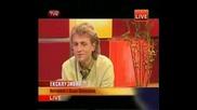 Азис Срещу Къци Вапцаров Интервю Пародия High-Quality