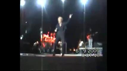 Lepa Brena - Miki Mićo, Portorož 05. 09. '09
