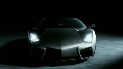 яка реклама на Lamborghini Reventon