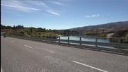 Австралийска Тв случайно засне два скоростни Нло в Нова Зеландия